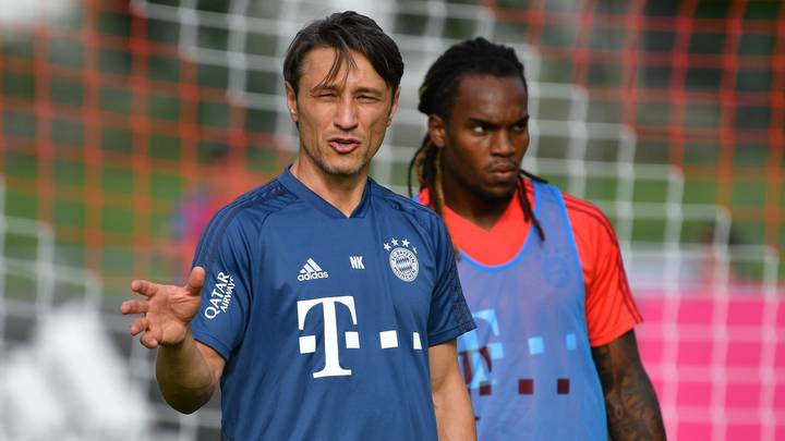 Renato Sanches Fined €10,000 By Bayern Munich For Comments After Hertha Berlin Draw