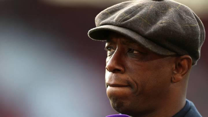 Ian Wright Names Surprise Preference For Next Arsenal Manager