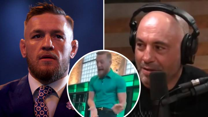 Joe Rogan Once Gave An Honest And Humble Response To Conor McGregor's Comments Over His UFC Commentary