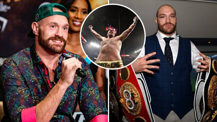 Tyson Fury Named The Best Heavyweight Currently In World Boxing