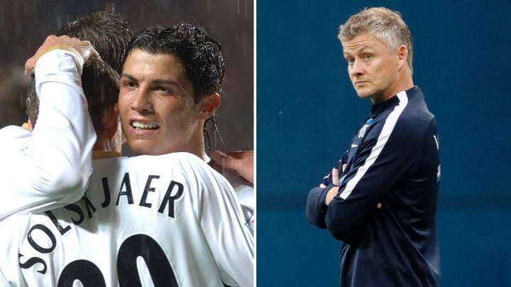 Ole Gunnar Solskjaer Reveals What Sir Alex Ferguson Let Cristiano Ronaldo Get Away With