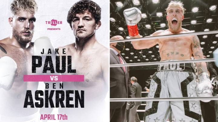 YouTuber Jake Paul To Fight Former UFC Star Ben Askren In Eight-Round Pro Boxing Match
