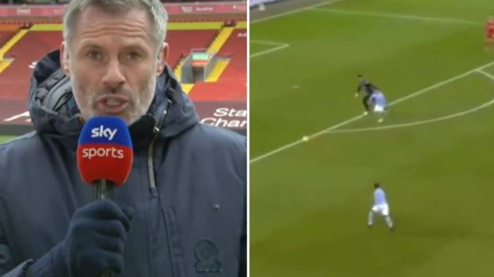 Thread Of Gary Neville And Jamie Carragher Commentary Noises In Songs Is Incredible