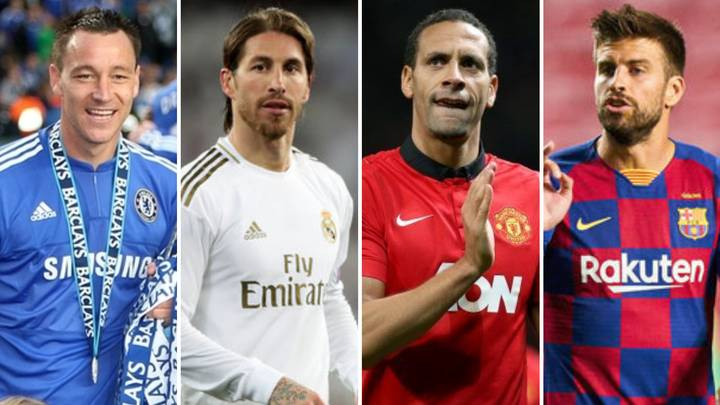 The 25 Greatest Centre-Backs Of All Time Have Been Named And Ranked