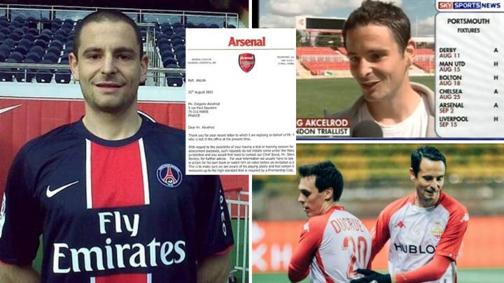 Meet The Fake Footballer Who Almost Duped Champions League Club Into Signing Him