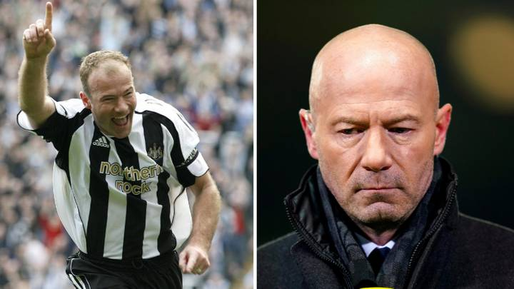 Alan Shearer Names The Player Who Could Break His Premier League Goals Record