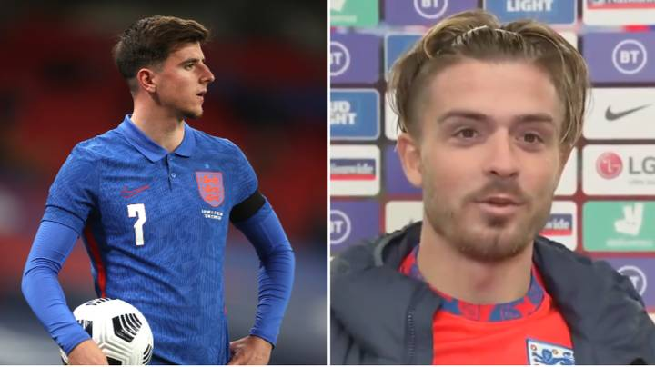 Jack Grealish Is Mature Beyond His Years For Speaking Sense On Mason Mount England Situation