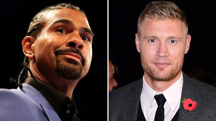 Freddie Flintoff Is Not Happy With David Haye After He 'Beat-Up' Jack Whitehall