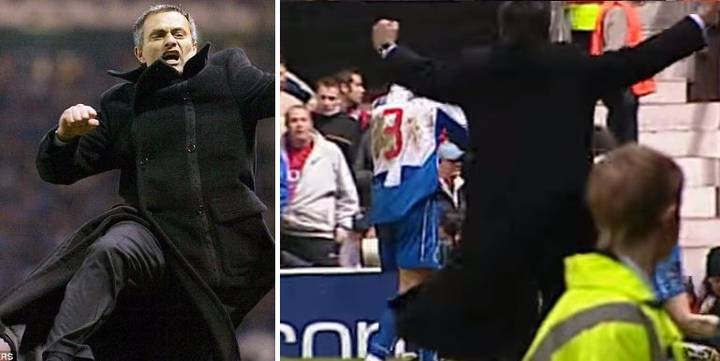 How The Footballing World Might Have Looked Without Mourinho's Touchline Moment