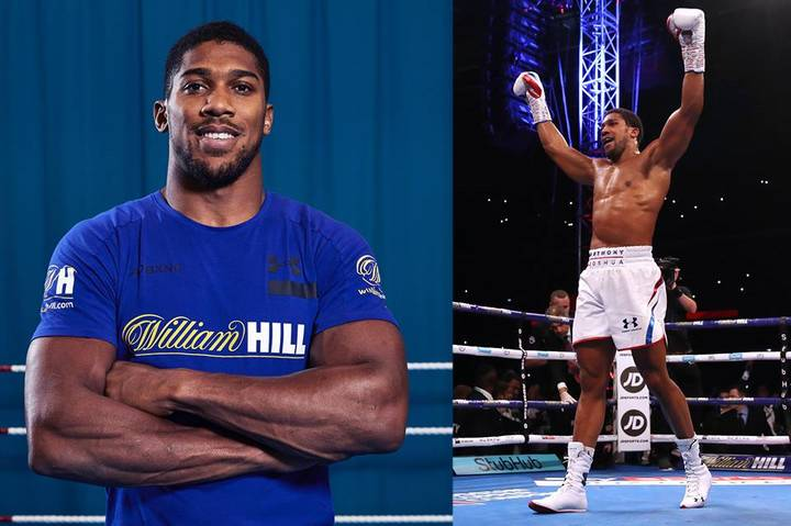 AJ Plumps For Wilder Ahead Of 2018's Biggest Fight