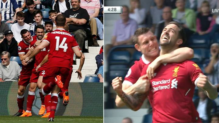 Liverpool's Danny Ings Scores His First Premier League Goal In 930 Days