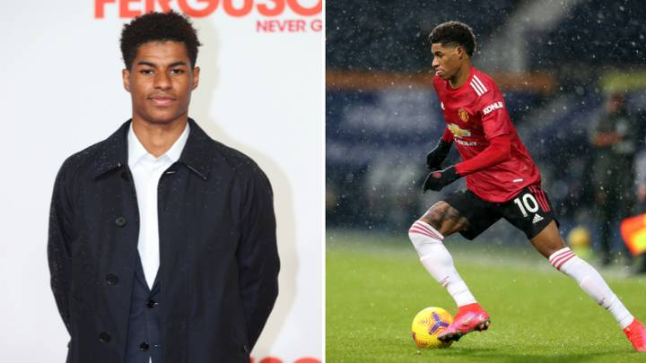 Marcus Rashford Is The Youngest Person To Top The Sunday Times Giving List