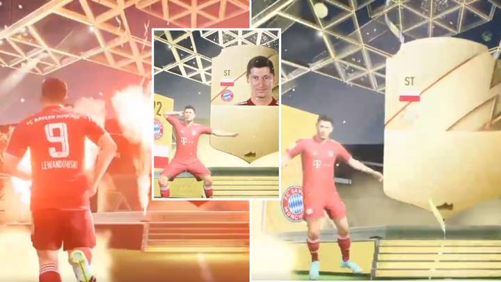 FIFA 22 Ultimate Team's Pack Animation Has Leaked Online, It's A Huge Step Up