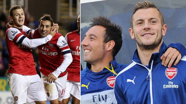 Jack Wilshere Posts Arsenal Farewell Message, Santi Cazorla Leaves Touching Message