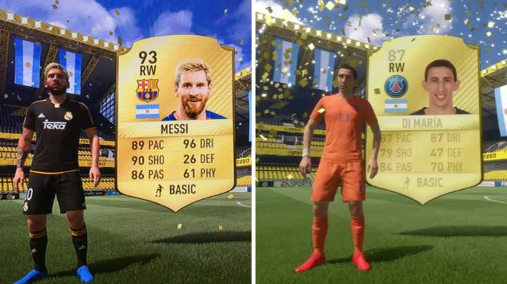 FIFA Fans Realise Lionel Messi's Move To PSG Will Bait Them