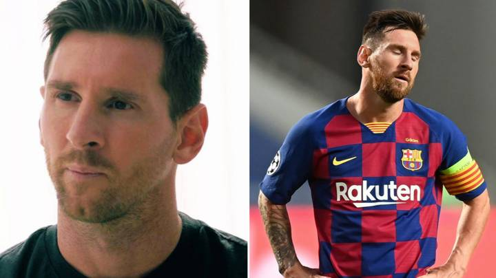 Lionel Messi Gives Brutally Honest Interview Over Barcelona Situation