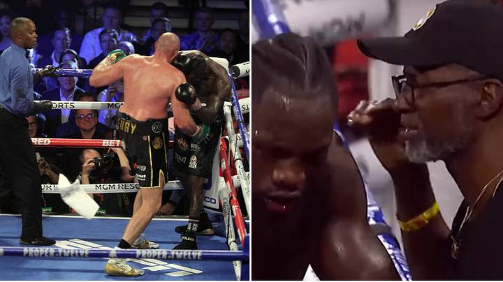 Deontay Wilder Makes Final Decision On Mark Breland After He Threw The Towel In Against Tyson Fury