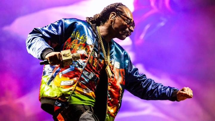 Snoop Dogg Wants To Perform At The Next Super Bowl Halftime Show