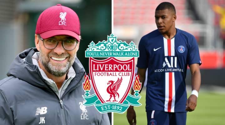 Jurgen Klopp Discusses Liverpool's Chances Of Signing Kylian Mbappe