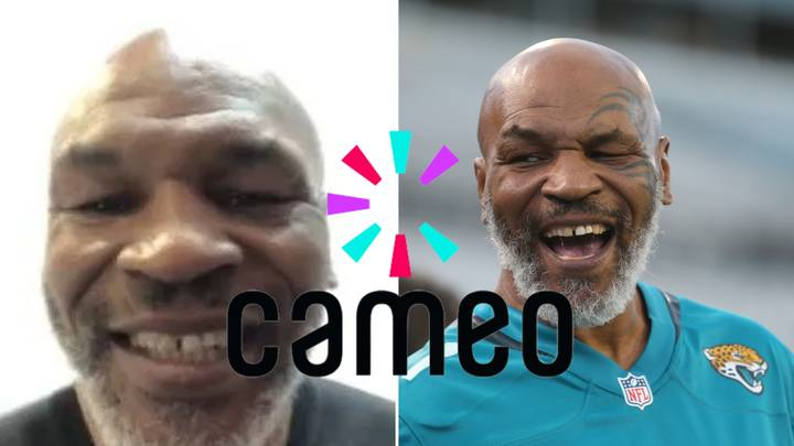 Mike Tyson Is Making An Insane Amount Of Money On Personalised Video Service Cameo