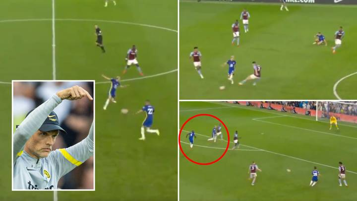 Insane Footage Proves Chelsea Finally Perfected 'Tuchel-Ball' vs Aston Villa, We Can't Stop Watching
