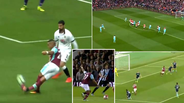 Dimitri Payet's Highlights At West Ham Is The Ultimate 'Streets Will Never Forget' Compilation