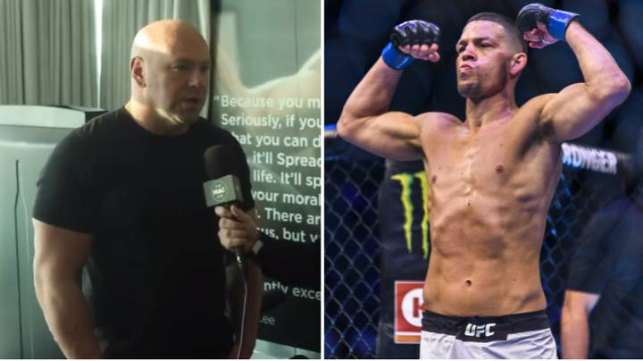 "Nate Diaz Has A UFC Fight In The Works, Dana White Teases: ""You're Gonna Like It"""