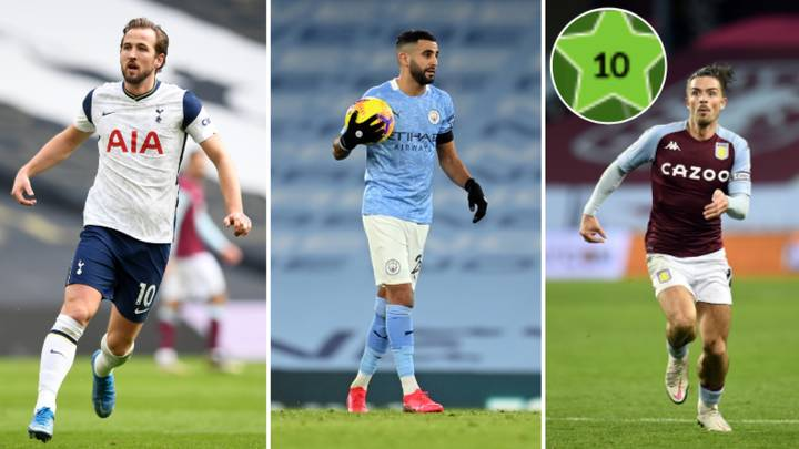 The 7 Premier League Players To Receive 10/10 Ratings This Season