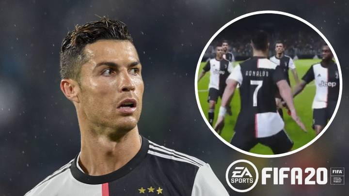 The Official 'Piemonte Calcio' Badge On FIFA 20 Revealed