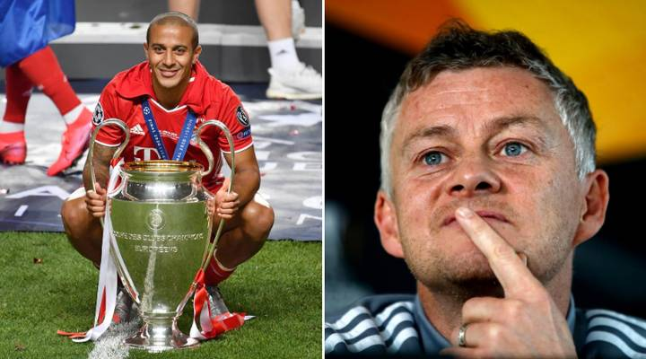Manchester United Set To Hijack Liverpool Transfer For Bayern Munich Star