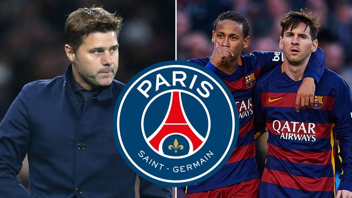 Mauricio Pochettino 'Will Reunite' Lionel Messi And Neymar At Paris Saint-Germain