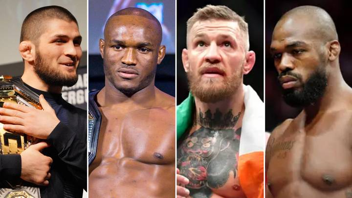 UFC Fan Ranks The 'GOAT' For Every Single Weight Division In Controversial List