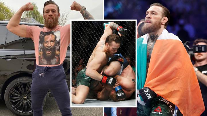 Conor McGregor To Fight 'At Welterweight' For His Next UFC Bout