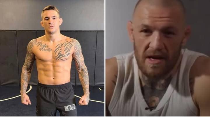 Conor McGregor Makes Bold 'Mystic Mac' Prediction For Rematch Against Dustin Poirier