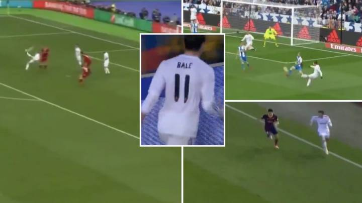 Compilation Of Gareth Bale At Real Madrid Shows He Deserves More Respect