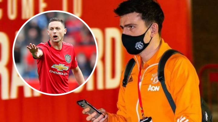Manchester United Captain Harry Maguire Was Fined Through The Fine System He Set Up