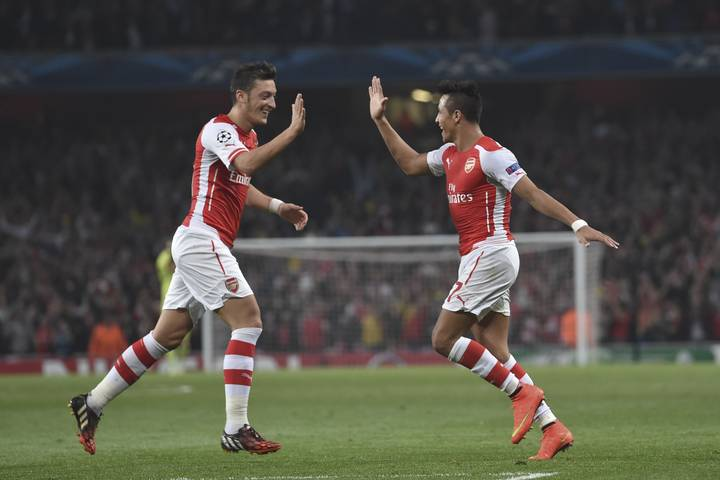 Arsenal's Mesut Ozil And Alexis Sanchez Are Demanding Whopping New Contracts