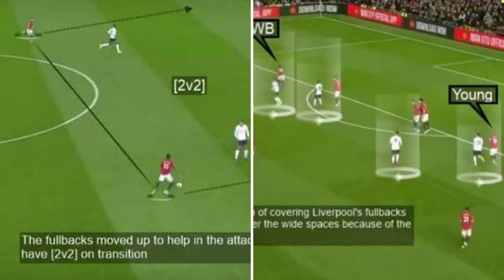 Video Shows Ole Gunnar Solskjaer Produced A Tactical Masterclass Vs Liverpool
