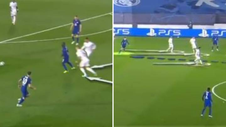 Video Analysis Shows Brilliance Of Chelsea Beating Real Madrid's Press