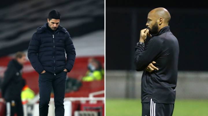 Thierry Henry Perfectly Predicted Arsenal's Current Problems Nearly A Year Ago