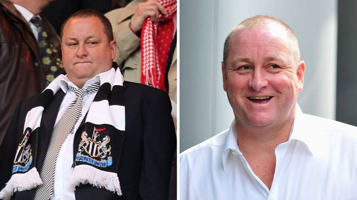 Mike Ashley Celebrates Sale of Newcastle United With Action That Sums Up His Time In Charge