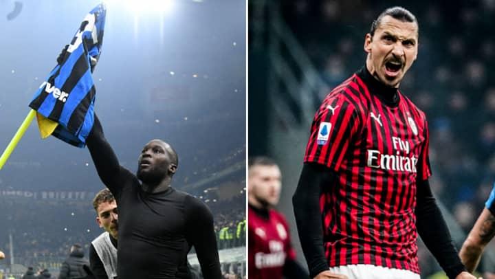 Fans Think Romelu Lukaku Sent A Message To Zlatan Ibrahimovic Last Night