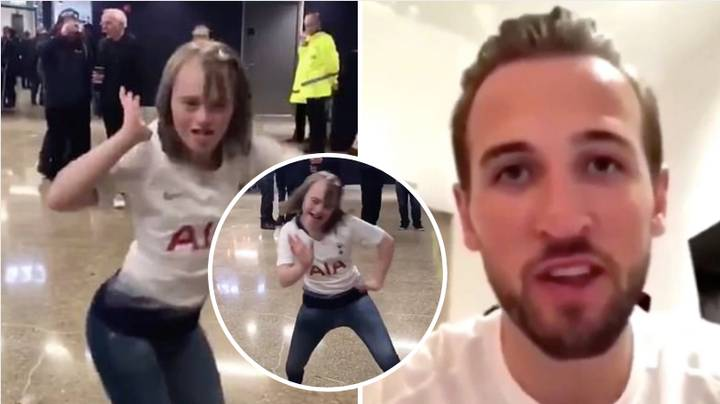 Harry Kane Invites Fan With Down's Syndrome To Be Spurs Mascot