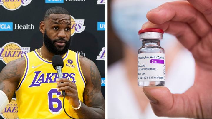 NBA Star 'Disappointed' In LeBron James Over Latest Vaccination Comments