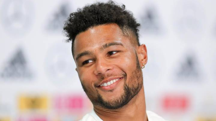 Serge Gnabry Joins A New Club Just Weeks After Joining Bayern
