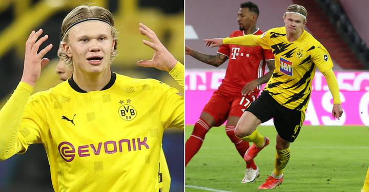 Erling Haaland Names The Seven Current Strikers He Ranks Above Himself