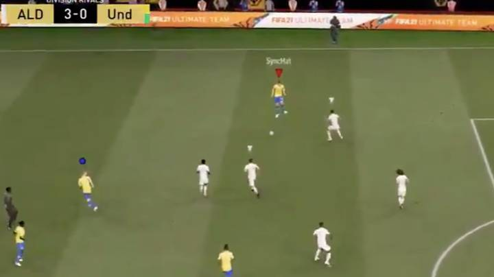 Bizarre New FIFA 21 Glitch Sees Players Jump Like Mario