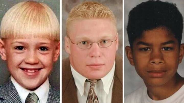 Can You Work Out These UFC Stars From Their Childhood Pictures?
