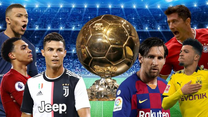 The Current Ballon d'Or 'Power Rankings' Have Been Revealed With A Shock Number One
