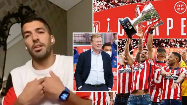 Luis Suarez Rips Into Ronald Koeman And Barcelona In Brutally Honest Interview